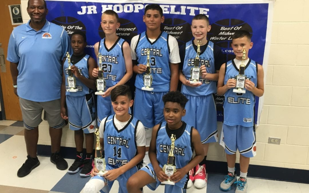 5th Grade Grey – Champions Of The Jr Hoops Elite Mini National Tournament