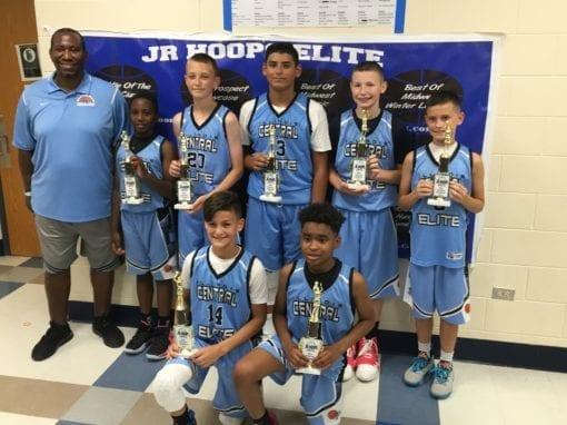 5th Grade Grey – Champions Of The Jr Hoops Elite Mini National Tournament