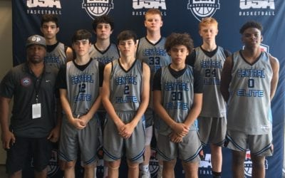 9th Grade Grey at USA Basketball US Open Championships at Pacers Athletic Center in Westfield, IN